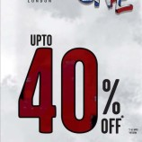 Pepe Jeans sale in City Square mall, yougal sons