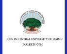 Central University of Jammu CUJ Extend Last Date for Teaching and Non teaching jobs