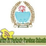 JKSSB Interview of the shortlisted candidates for posts of Junior Engineer (Electric)
