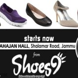 Shoes9 Discount On ladies, Gents, kids Footwear's