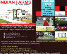 INDIAN FARMS Banquet  Hall  Kunjwani Bishnah Road,Seora Jammu. Booking open