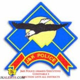 J&K POLICE SI PHYSICAL TEST  IMPORTANT INSTRUCTIONS