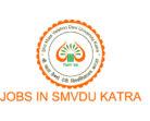 Shri Mata Vaishno Devi University SMVDU Walk in interview