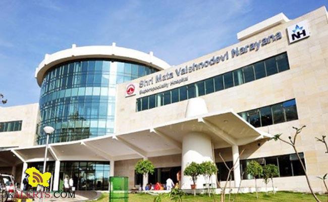 Jobs in Shri Mata Vaishno Devi Narayana Super specialty Hospital