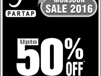 Partap Pre Monsoon Sale  on Ladies , Gents, Kids Shoes