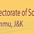 Date Sheet for conducting Screening Test Lecturers on academic arrangement in Jammu Division