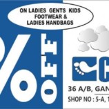 CITYWALK Full 50% Off on Ladies, Gents, Kids Footwear and Ladies handbag