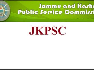 JKPSC Recruitment 2018 in Government Medical College