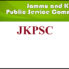 JKPSC Online Application Forms (A.C.C), (SAC Part-I) Date Extended