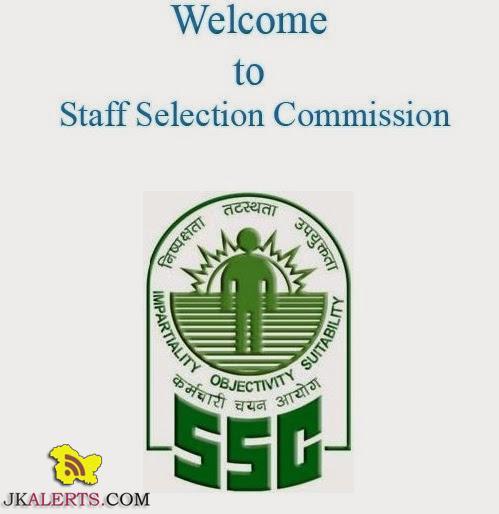 SSC JE EXAM 2016 Apply online now
