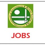DEPARTMENT OF ECOLOGY, ENVIRONMENT AND REMOTE SENSING SRF, JRF, GIS ANALYST SELECTION LIST