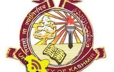 University of Kashmir Interview Schedule for Lecturers