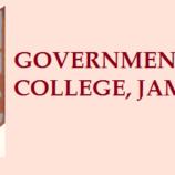 GMC Jammu waiting list of Jr. Staff Nurse