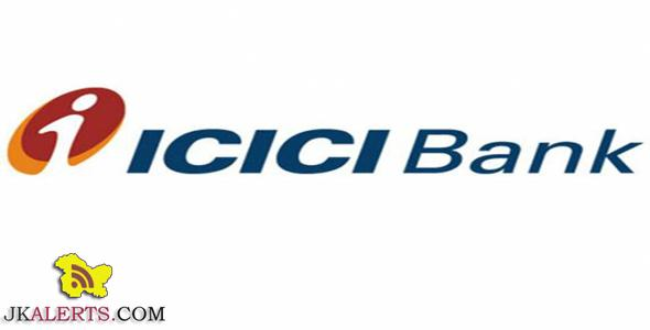 ICICI Bank Recruitment 2017 - JKALERTS | Jammu and Kashmir Alerts ...