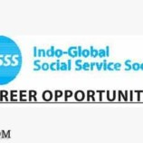 Project officer, Community Mobilizer Jobs in IGSSS