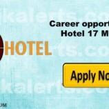 Hotel 17 Miles Jammu Jobs, Career oppurtunity Hotel 17 Miles
