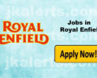 Jobs in ZMR Automobiles Authorized Dealership of Royal Enfield