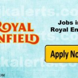 Jobs in R A ENFIELD Authorised Dealer of Royal Enfield