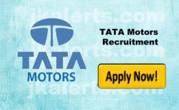 AM TATA Authorized dealer for TATA passenger Vehicle Recruitment 110 posts