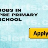 Jobs in Tiger Pre Primary School