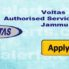 Jobs in Voltas Authorised Service Centre Jammu