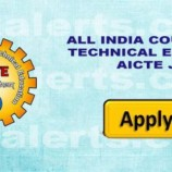 ALL INDIA COUNCIL FOR TECHNICAL EDUCATION AICTE JOBS
