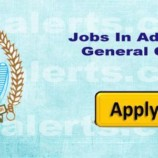 Junior Scale Stenographer (State Cadre) Jobs in Advocate General Office