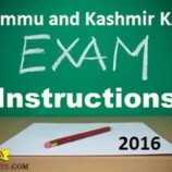 Important Instructions for Candidates appearing in KAS Exam, KAS Exam Do's and Don'ts