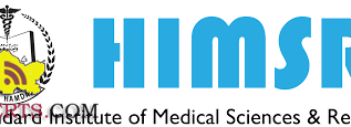HAMDARD INSTITUTE OF MEDICAL SCIENCES & RESEARCH HIMSAR RECRUITMENT