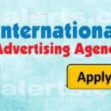 Jobs in International Advertising Agency