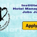 Institute of Hotel Management Catering Technology & Applied Nutrition, IHM Srinagar Jobs