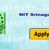 NIT SRINAGAR RECRUITMENT FOR FACULTY POSITIONS